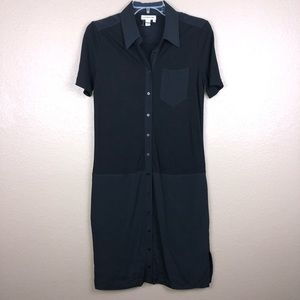 Lacoste size 34 XS Black Tennis Casual Dress